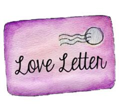 Happy Goddess Love Letter