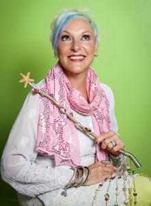 Sandra Filer The Happy Goddess