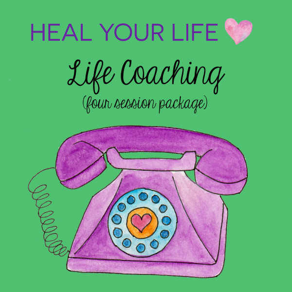 Heal Your Life! Life Coaching The Happy Goddess