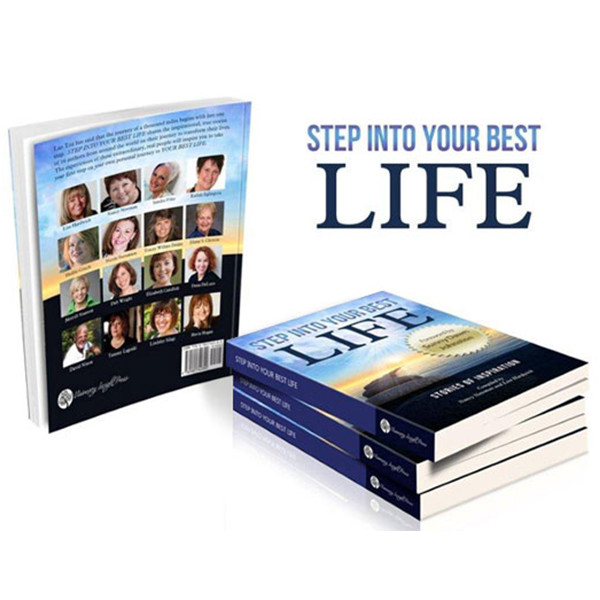 Step Into Your Best Life by Sandra Filer